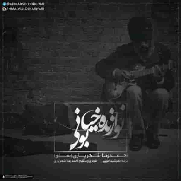 دانلود آهنگ جديد احمد سلو نوازنده خیابونی