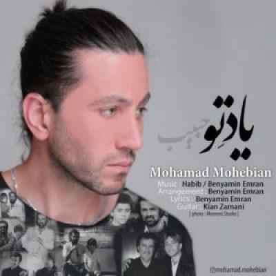 دانلود آهنگ جديد محمد محبیان یاد تو