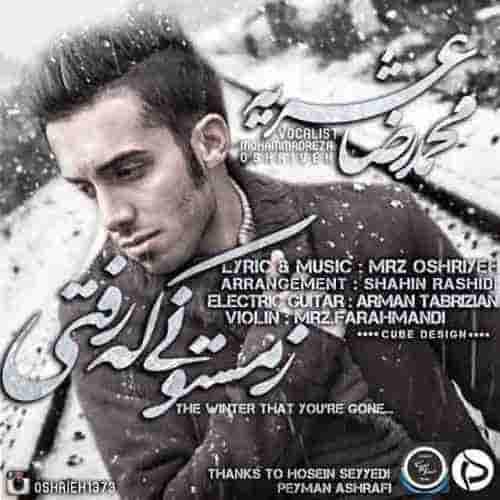 دانلود آهنگ جدید محمدرضا عشریه زمستونی که رفتی