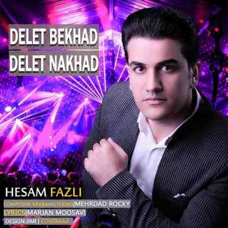 دانلود آهنگ جديد حسام فضلی دلت بخواد دلت نخواد