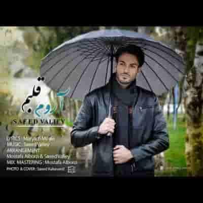 دانلود آهنگ جدید سعید ولیئ آروم قلبم